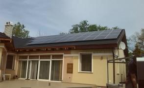 8 kW napelemes rendszer Kisvárda