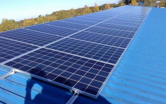 18 kW napelemes rendszer Szeged