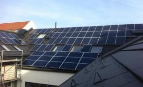 17,94 kW napelemes rendszer Elit-Clinic Debrecen
