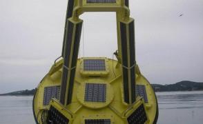 Tengeri jelzőbója napelemes rendszerének felújítása az Adrián