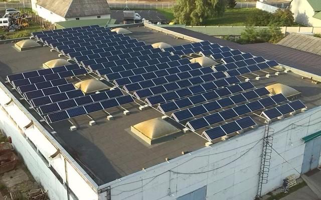 50 kW napelemes rendszer Kemoker Invest Kft. Nyíregyháza
