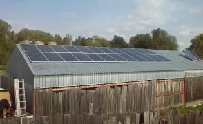 6 kW napelemes rendszer Kaposvár