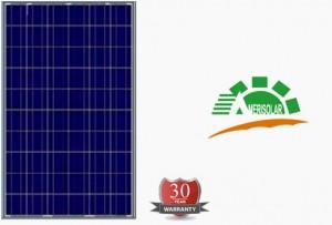 Amerisolar napelem 30 év garancia