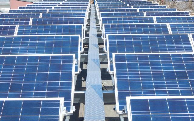 40 kW napelemes rendszer Nyíregyháza Polgármesteri hivatala
