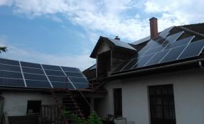 12 kW napelemes rendszer Nádudvar