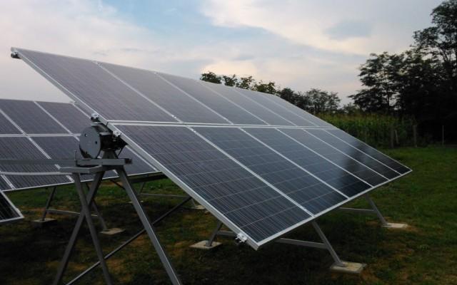 7 kW kísérleti forgató Nyíradony