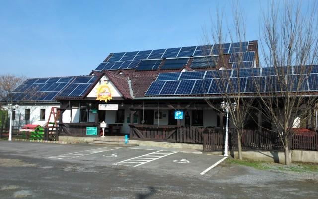 27 kWp napelemes rendszer Nagycserkesz