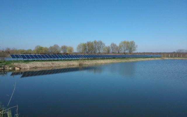 50 kWp napelemes rendszer Nagykálló