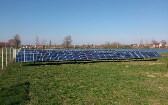 40 kWp napelemes rendszer Nagykálló