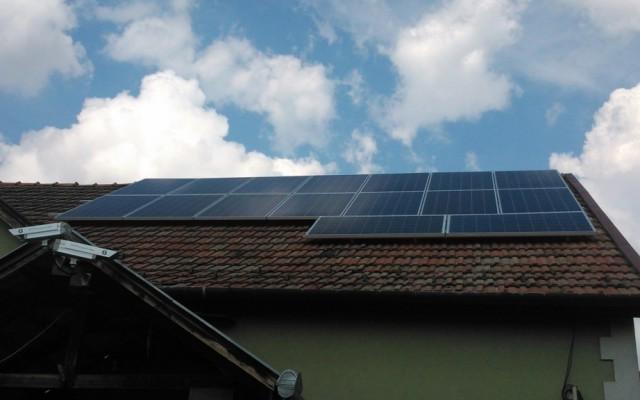 4 kW napelemes rendszer Nádudvar