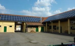 50 kW napelemes rendszer Rakamaz ABC