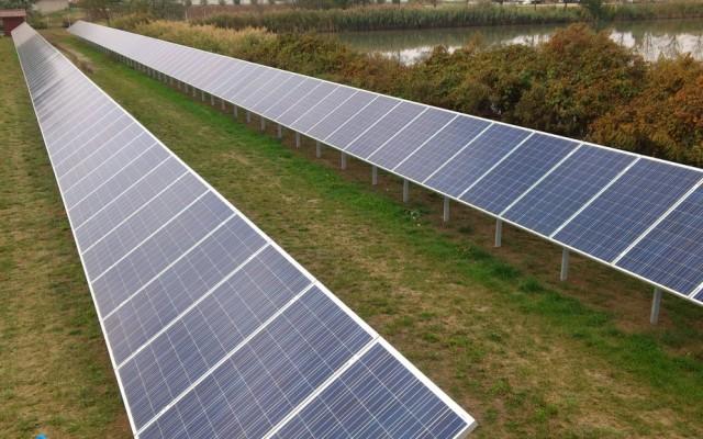 36,0 kW Hálózatra tápláló napelemes rendszer Nagykálló