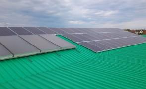 12,0 kW Hálózatra tápláló napelemes rendszer Nádudvar