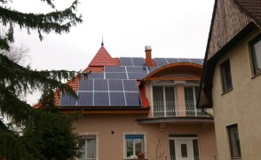 12,7 kW Hálózatra tápláló napelemes rendszer Nyíregyháza