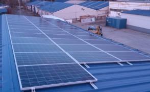 11,0 kW Hálózatra tápláló napelemes rendszer Debrecen