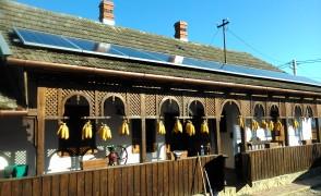3 kW napelemes rendszer Szatmárcseke