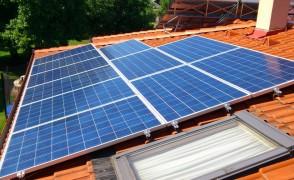 5,28 kW teljesítményű napelemes rendszer Debrecen