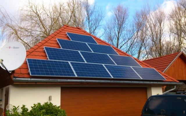 2,5 kW napelemes rendszer Nyíregyháza