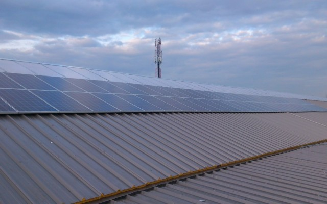 12 kW napelemes rendszer Nyíregyháza