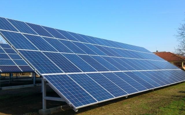50 kW napelemes rendszer Levelek ABC
