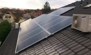5 kW napelemes rendszer Érd