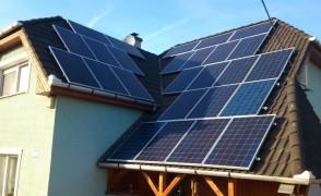 7 kW napelemes rendszer Monorierdő