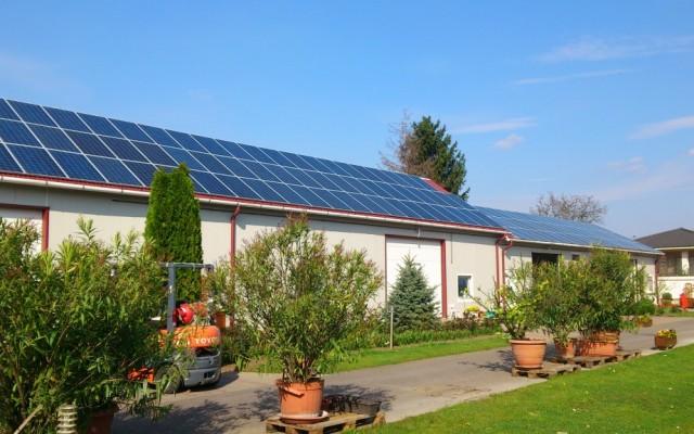 50 kW napelemes rendszer ABC Nagyhalász