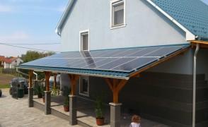 6 kW napelemes rendszer Levelek