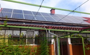 7,5 kW napelemes rendszer Nyírtét