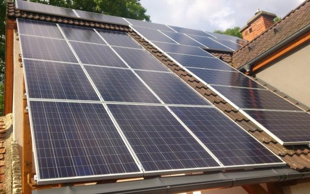 6 kW napelemes rendszer Nyíregyháza