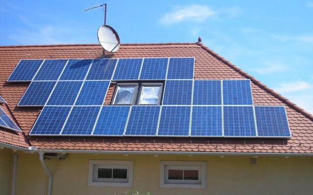 13,2 kW hálózatra visszatápláló napelemes rendszer Patika