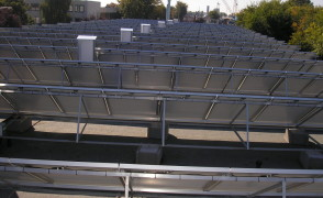 90,0 kW Hálózatra tápláló napelemes rendszer Debrecen
